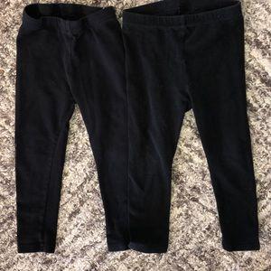 2 Pair Leggings